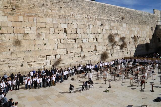 The High School Yeshiva from Ramat Gan in the
