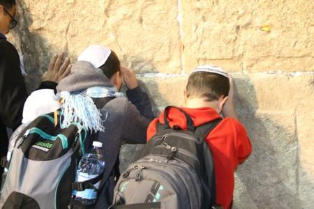 ילדי כרמיאל עולים לירושלים