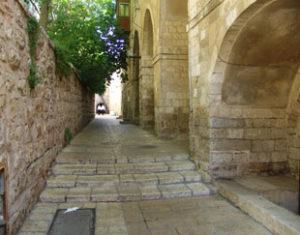אני עומד על החומה - טיול מרתק בירושלים להורים עם ילדים