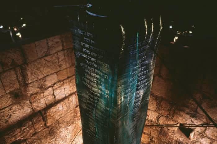 שרשרת השמות, הקרן למורשת הכותל המערבי