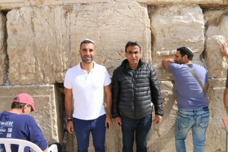 Director of ProCdMX of Mexico visited the Western Wall