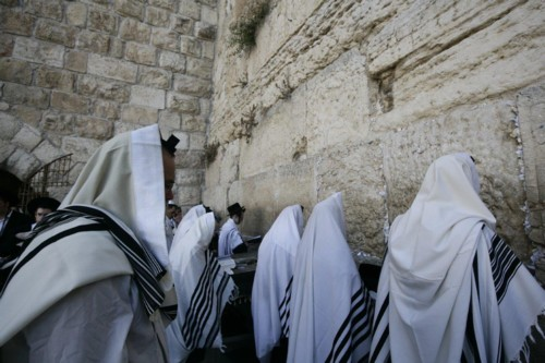 the afternoon mincha prayers will be broadcast live