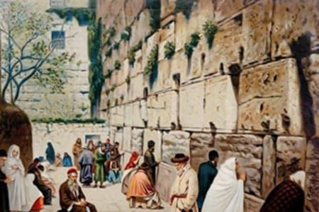 סיפורי ירושלים, הקרן למורשת הכותל המערבי