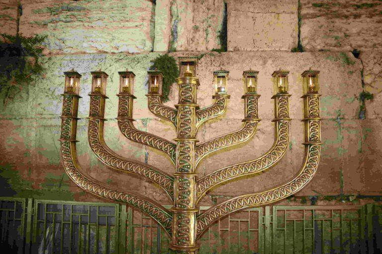 Chanukah Candle-Lighting – 5781 (2020)