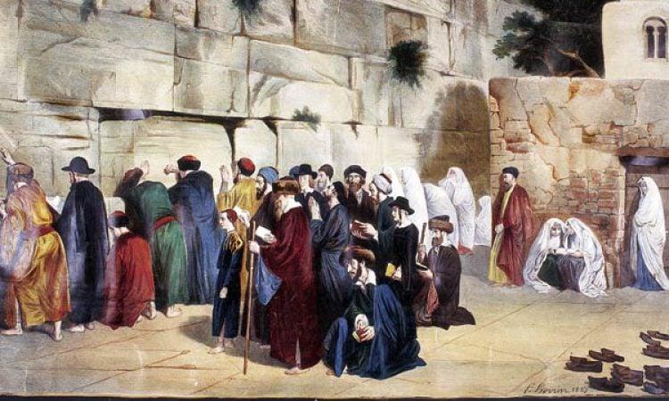"""אלכסנדר בידא, תצריב צבוע ביד, ה'תרכ""""ב, 1862"""